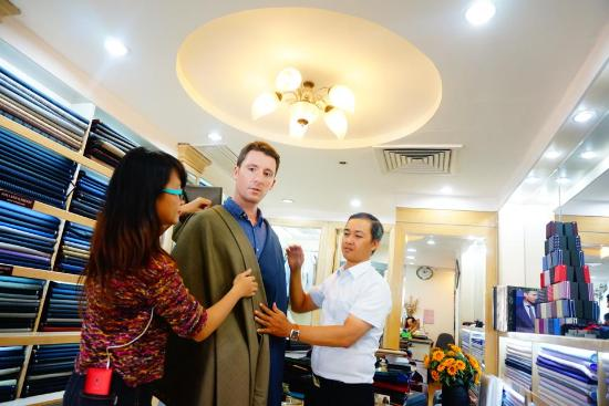 Tailoring In Ho Chi Minh